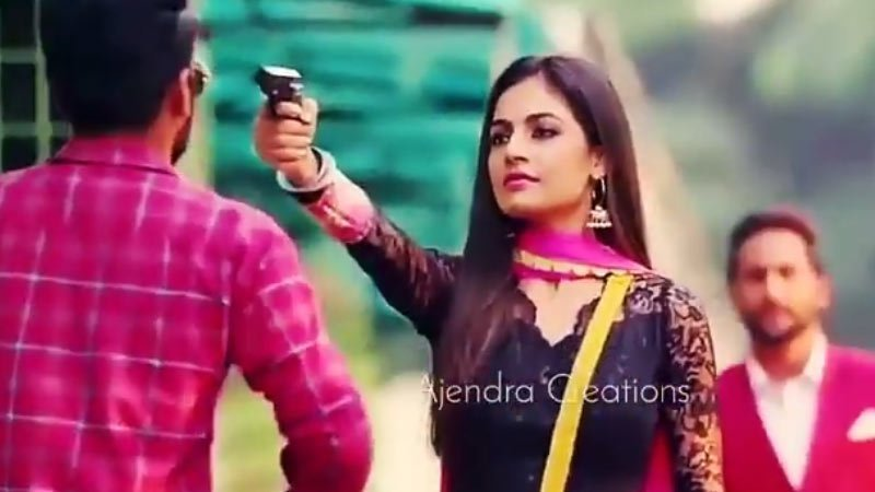 Girl Attitude Status Video whatsapp download free