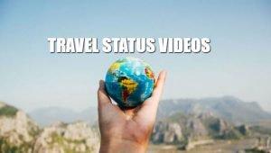 travel whatsapp status video download