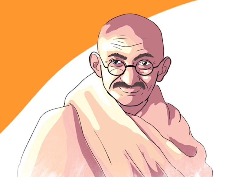 Gandhi Jayanti video status download