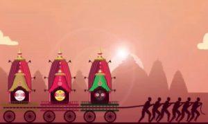 Jagannath Rath Yatra video